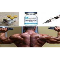 Wholesale 2mg/vial Ipamorelin Growth Hormone Peptides for Muscle Building CAS 170851-70-4 from china suppliers