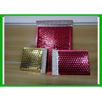 Wholesale Bespoke Shiny Printed Aluminum Foil Bubble Bags For Fragile Products from china suppliers