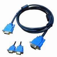 Wholesale 15pin Monitor VGA Cable from china suppliers