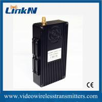 Wholesale Mobile UAV Video Wireless Transmitter QPSK Modulation DC 12V RoHS from china suppliers