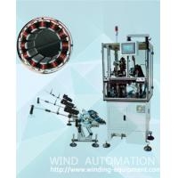 Buy cheap Three needle 3slots per time  BLDC Stator winder needle winding for 6pole 9pole 12 poles brushless motor from wholesalers