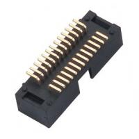 Wholesale Dual Row SMT Box Header  Connector 26 Pin Board To Wire Connectors 20mΩ Max from china suppliers