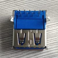 Wholesale USB 3.0 AF 90 dip female connector from china suppliers