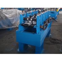 Wholesale Beam Profile Lock Cold Roll Forming Machine for upright structure 4 roller stations from china suppliers