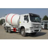 Wholesale Sinotruk Howo 8m3 concrete cement volumetric mixer truck 6*4 10 wheels from china suppliers