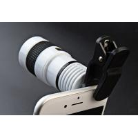 Wholesale Professional Mobile Phone Telephoto Lens For Apple / Samsung / HTC from china suppliers
