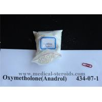 Quality High Purity Oral Injectable Steroids Oxymetholone Anadrol CAS no. 434-07-1 for sale