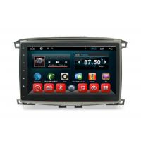 Wholesale Android Car Radio Toyota GPS Navigation Land Cruiser 100 1998-2007 Lexus LX470 from china suppliers