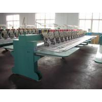 Wholesale Multipurpose Single Sequin Embroidery Machine , Industrial Monogramming Machine from china suppliers