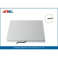 Wholesale Silver Color Flat RFID Reader Antenna High Read Rate 300 * 300 * 23MM Size from china suppliers
