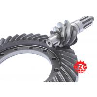 Wholesale Hypoid Skew Spiral Bevel Pinion And Crown Wheel Rear of 20CrMnTi from china suppliers