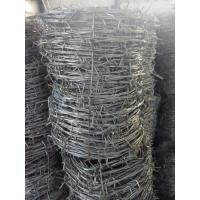 Wholesale China supplier (BWG14x14 or BWG16x16 with1.6 mm 2.1mm 2.5mm wire diameter)hot dipped barbed wire (Direct Factory) from china suppliers