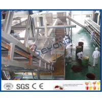 Wholesale Apple / Pear Juice Fruit Processing Equipment For Juice Processing Line from china suppliers
