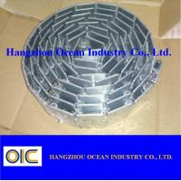 Wholesale Stainless Steel Straight Run Flat-Top Chain, type LF820-K450 LF820-K500 LF820-K600 from china suppliers
