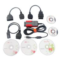 Wholesale DC 5 V - 36 V MVCI TOYOTA TIS, HONDA HDS, VOLVO DICE Auto Diagnostics Tools from china suppliers