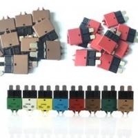 Wholesale Motorized Type Circuit Breaker Manual Reset Piggy Back Fuse Blade ATC 25A 28V DC from china suppliers