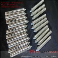 Wholesale Carbide processing by electroplating diamond grinding head Alisa@moresuperhard.com from china suppliers