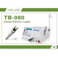 Wholesale Air Cooling 980 nm Diode Laser For Blood Veins Removal , Spider Vein Removal from china suppliers