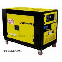 Wholesale Low Running Noise V - Twin Diesel Generator Sets Water Cooled With Digital Control from china suppliers