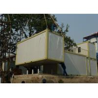 Wholesale Fast Installation Light Steel Structure EPS Sandwich Panel Moveable Toilets from china suppliers