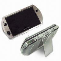 Wholesale Crystal Case with Aluminum Surface, Ideal for Sony PSP Go from china suppliers