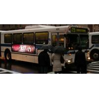 Quality Full Colour Led Bus Displays Digital Advertising Signs for sale