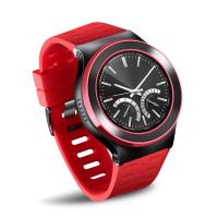 Buy cheap Android 3G Smart Wrist Watches With Pedometer / Heart Rate Function , Single Sim Card from wholesalers