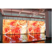 Buy cheap 1R1G1B P6 Indoor Full Color Rental Led Screen High Definition 27777 pixel / ㎡ from wholesalers