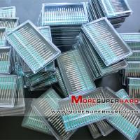 Wholesale HOT SELL electroplated diamond mounted points  sarah@moresuperhard.com from china suppliers