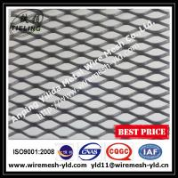 Wholesale 2.0mm mild steel,15*30mm opening hole expanded metal sheet,expanded wire mesh from china suppliers