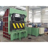 Wholesale Open Style Feed Box Scrap Metal Shear For Iron And Copper , Hydraulic Plate Shear from china suppliers