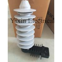 Wholesale 10KA 27kv Polymer high voltage Zinc oxide Lightning Arrester without gaps from china suppliers