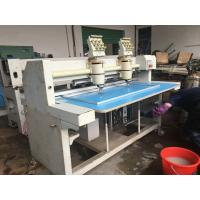 Wholesale Double Head Used Barudan Embroidery Machine / Household Embroidery Machine from china suppliers