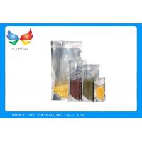 Quality Stand Up Resealable Bags For Food Packaging for sale