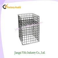 Wholesale Square Dump Bin from china suppliers