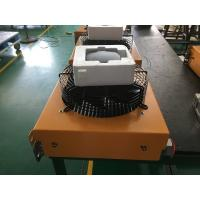Wholesale Hydraulic Air Oil Cooler low flow and temperature cooling system from china suppliers