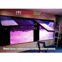 Wholesale Video P8 Front Service LED Displays Full Color Outdoor 8mm Dot Pitch from china suppliers