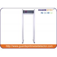 Wholesale Security 6 Zones Walkthrough Archway Metal Detector With Sound Alarm from china suppliers
