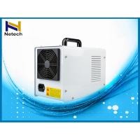 Wholesale 3g/Hr White Hand Hold Odor Free Ozone Generator For Air Purifier / Water Treatment from china suppliers