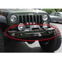 Wholesale 2007-2017 Jeep Wrangler JK Vehicle Replacement Parts Teraflex Steel Bumpers from china suppliers