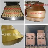 Buy cheap 8011  h14 coated aluinium sheet for pilfer proof caps for olive use from wholesalers