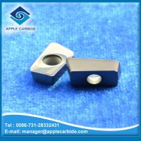China manufacturer supply tungsten carbide milling inserts/carbide inserts APMT /APKT