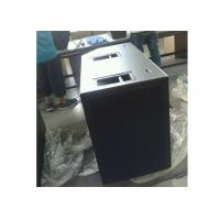 Quality Black 1600 Watts RMS Indoor Speaker System Dual 18 inch Compact Subwoofer Box for sale