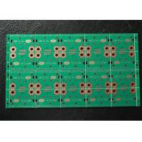 Wholesale OSP FR4 PCB Printed Circuit Board Green Solder Mask Silkscreen White for LED from china suppliers