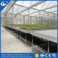 Wholesale Greenhouse bench rolling bench ebb and flow tables from HEBEI from china suppliers