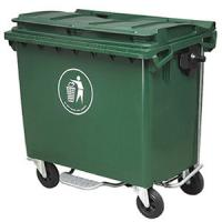 Wholesale Plastic Dustbin with Pedal Opening from china suppliers
