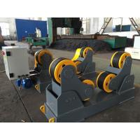Wholesale Self Adjustable Welding Turning Rolls Rotator With 50 Ton Loading Capacity from china suppliers