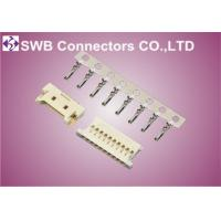 Wholesale Electrical Circuit Board Wire Connectors , 20 - 50Pin 1.25mm Connector Molex Replacement from china suppliers