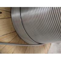 Wholesale Stainless Steel S32750 Coiled Steel Tubing For Control Line Oil And Gas Extraction from china suppliers