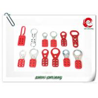 2014 Hottest sale Nylon Lockout HASP, Safety HASP lockout